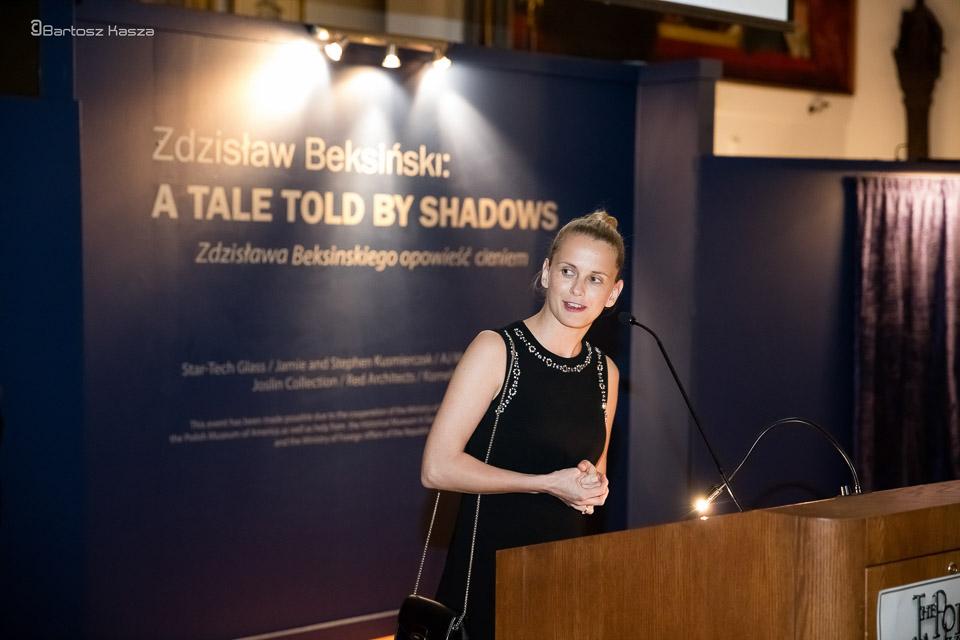 Zdzislaw Beksinski A Tale Told by Shadows