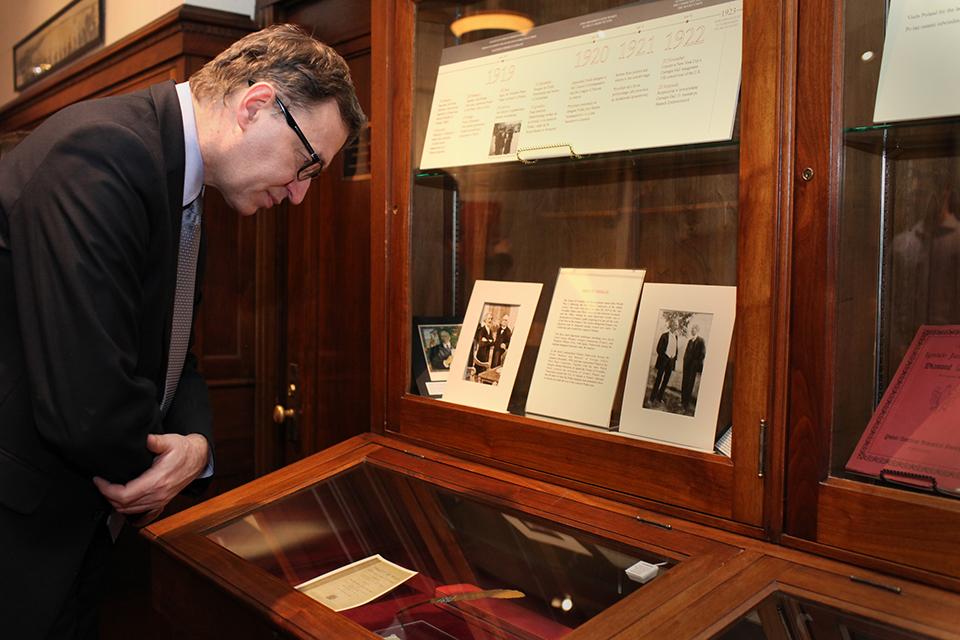 Wizyta delegacji Instytutu Pamięci Narodowej