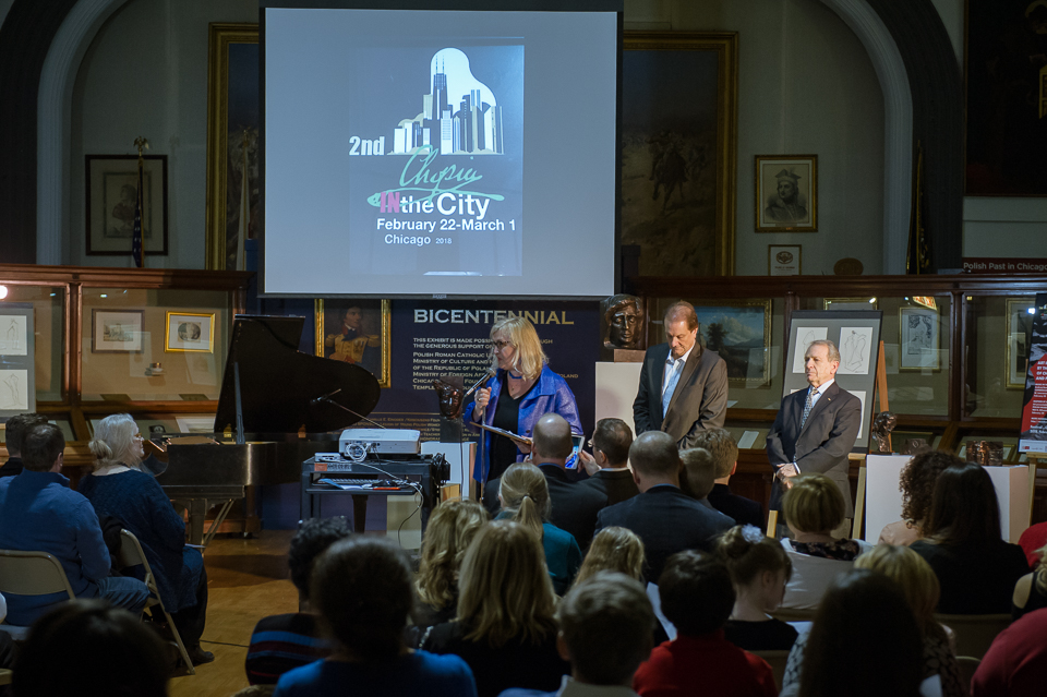 Chopin IN the City Festival at the Polish Museum of America