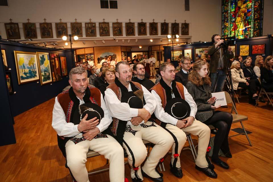 Polish Community in Chicago in celebrating the 40th Anniversary of John Paul II Pontificate