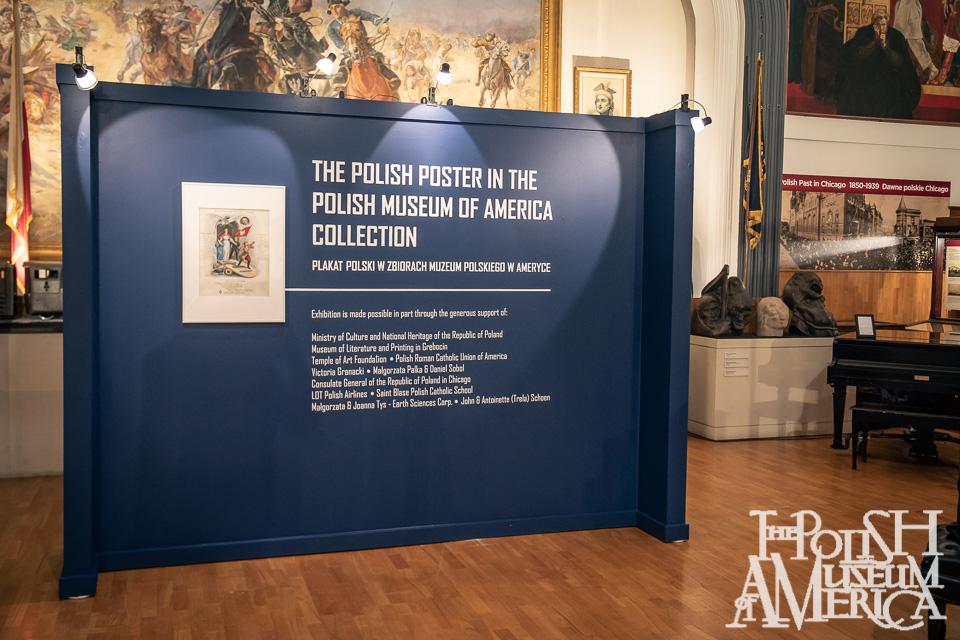 Plakat Polski w MPA