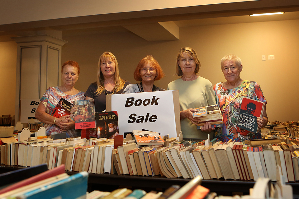 Annual Duplicate Books Sale 2018