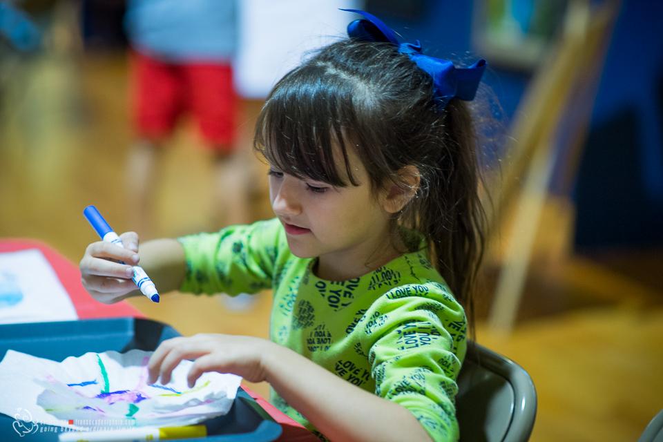 Art for Heart 2018 Kid's Day