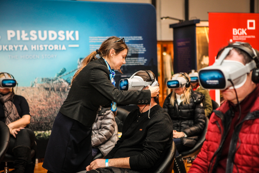 MS Piłsudski – Virtual Reality Presentation