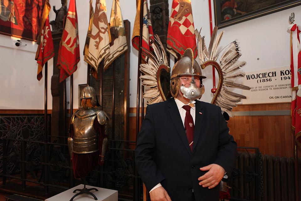 Marek Suski z wizytą w MPA