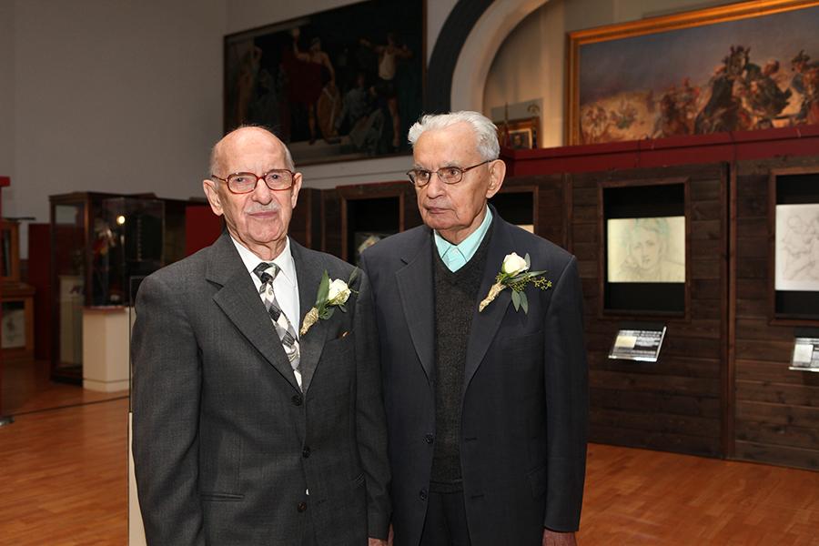 In memory of Stanley W. Lyskanowski