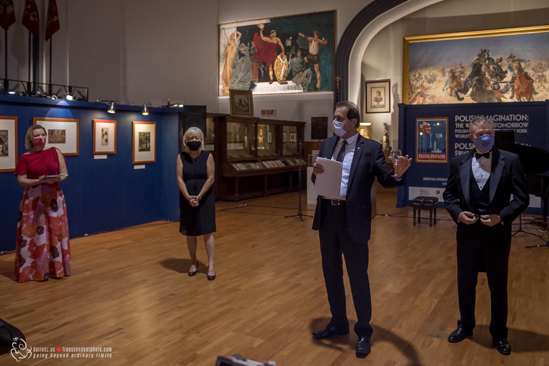 The Polish Museum of America's virtual 40th Gala